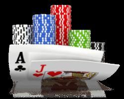 hoog inzetten bij blackjack